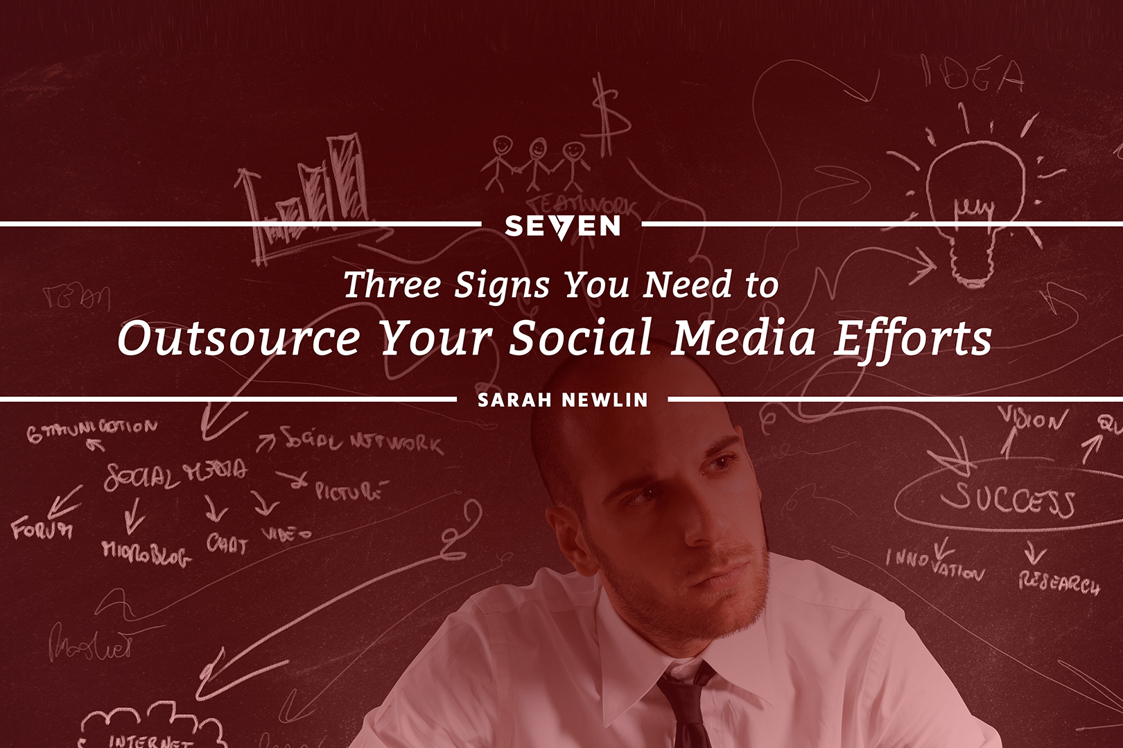 Three Signs You Need to Outsource Your Social Media Efforts