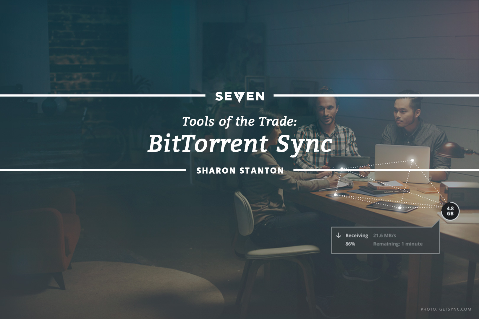 Tools of the Trade: BitTorrent Sync