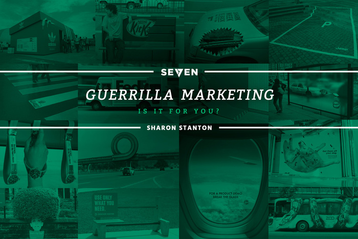 Guerrilla Marketing: Is it for You?
