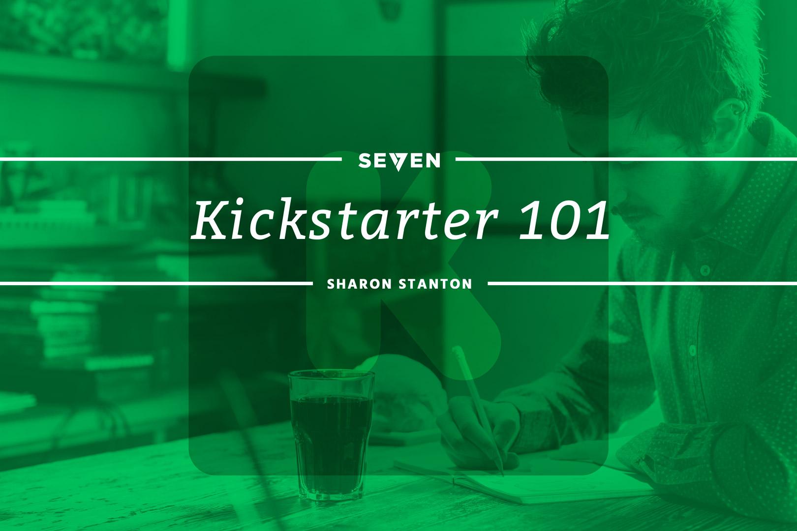 Kickstarter 101