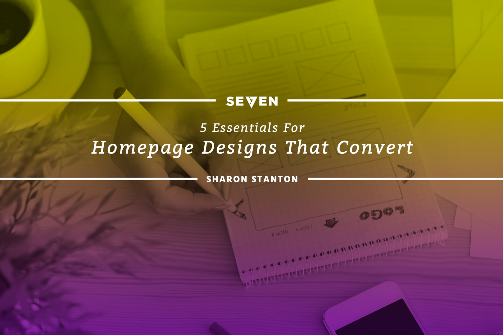 5 Essentials for Homepage Designs That Convert