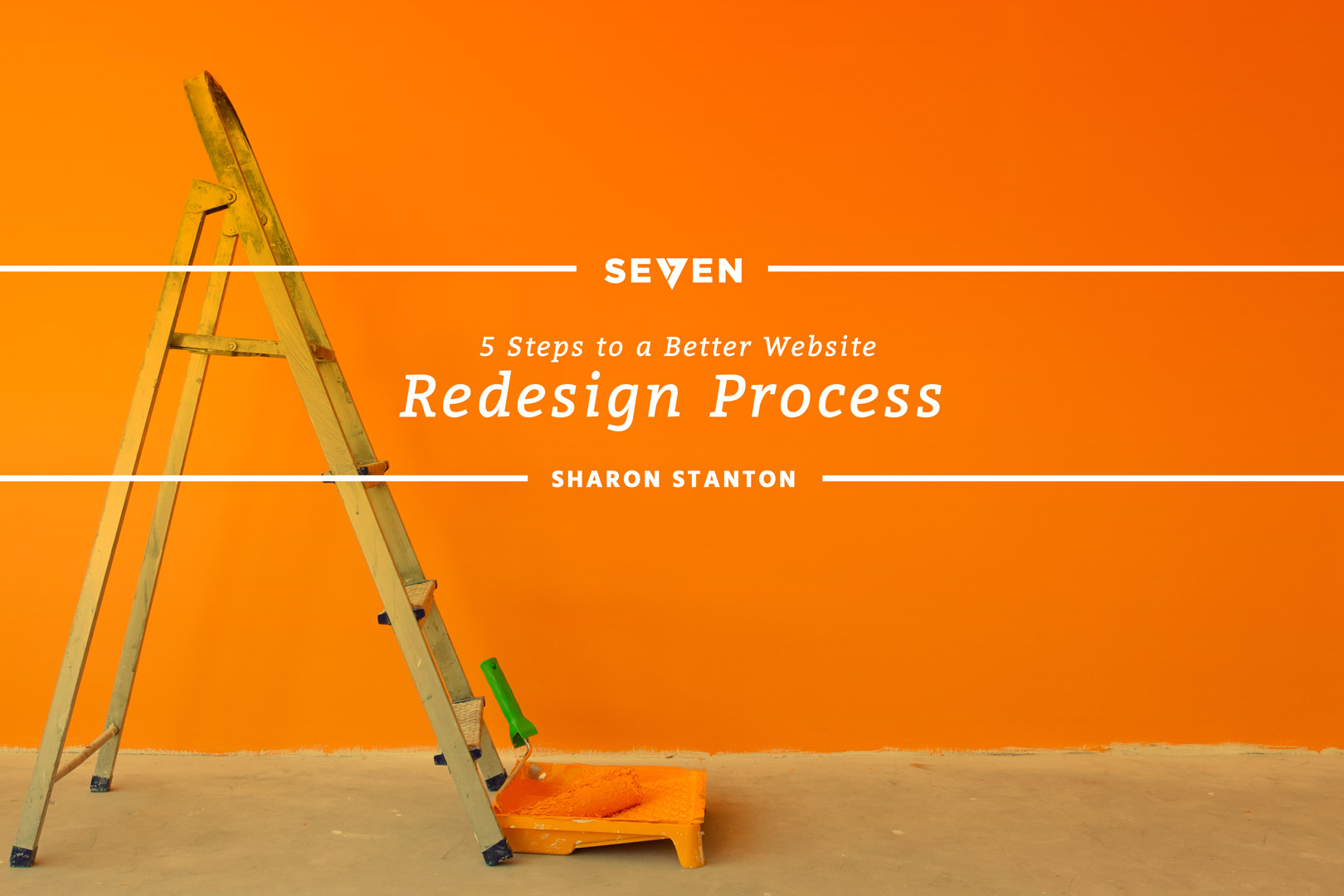 5 Steps to a Better Website Redesign Process