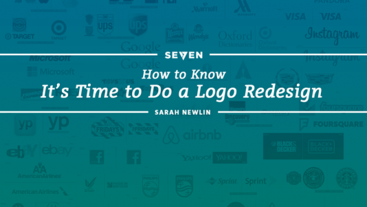 How to Know It's Time to Do a Logo Redesign