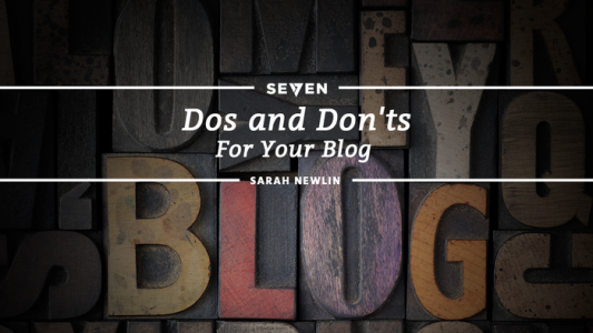 Dos and Don'ts for Your Blog