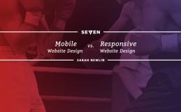 Mobile Website Design vs. Responsive Website Design