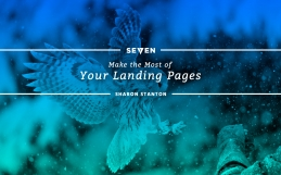 Make the Most of Your Landing Pages