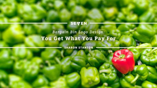 Bargain Bin Logo Design: You Get What You Pay For