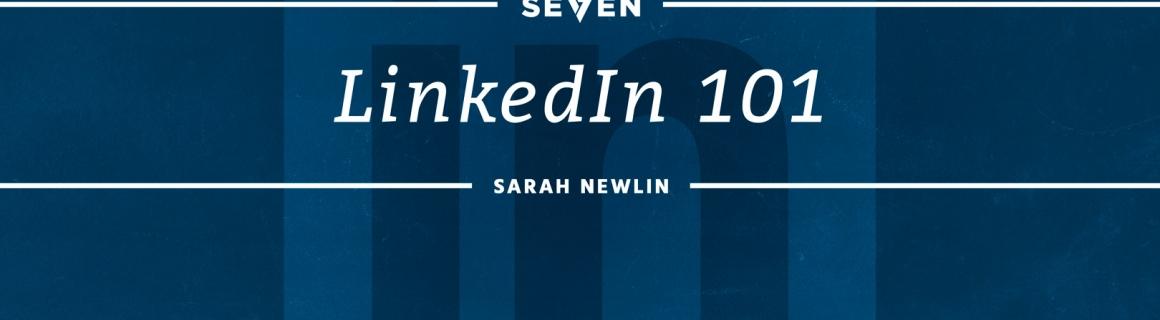 LinkedIn 101