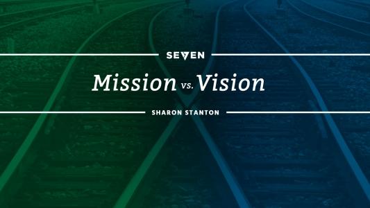 Mission vs. Vision