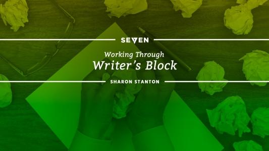Working Through Writer's Block
