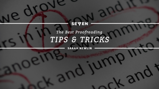 The Best Proofreading Tips & Tricks
